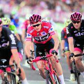 Froome schafft mit Vuelta-Triumph ein seltenes Double
