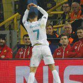 Doppelpack von Cristiano Ronaldo