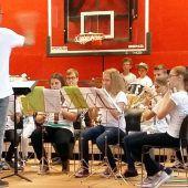 Musik und Spass beim Musik-Jugendlager