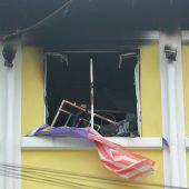 Mindestens 23 Tote nach Brand in malaysischer Koranschule