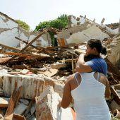 Bereits 90 Tote nach Erdbeben in Mexiko gefunden