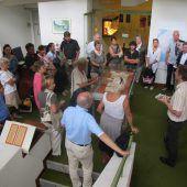 Die Geschichte der Bildung ist Thema in Lustenau
