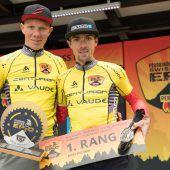 Triumph für Geismayr beim Swiss Epic