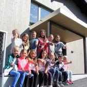 Silbertal freut sich über warmes Schulhaus