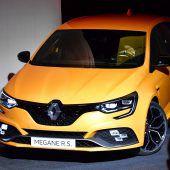 Renault zeigt sich von der sportlichen Seite