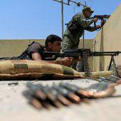 Wettlauf um IS-Konkursmasse