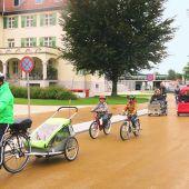 Schützengarten wird zur Fahrradstraße