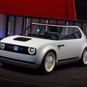 Honda geht beim Design für E-Autos eigene Wege