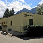 Kindergarten Mitte wird erweitert