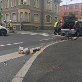 Lauteracher (73) stirbt bei Kollision mit Auto