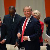 Trump erneuert Kritik an Vereinten Nationen