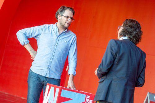 Designer Christian Hanke über den Erneuerungsprozess der Vorarlberger Nachrichten.