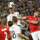 DFB-Elf deklassiert Norwegen 6:0