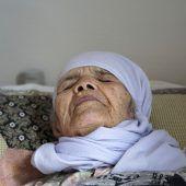 106-Jähriger droht Abschiebung