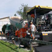 Übersaxen: Erdkabel ersetzt Freileitung