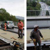 Langenerstraße: Sanierung vor dem Abschluss