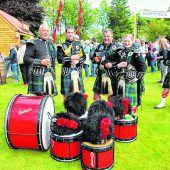 Königlicher Besuch bei den Highland Games