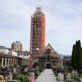 Feldkirch St. Peter und Paul wird saniert