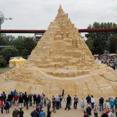 Welthöchste Sandburg