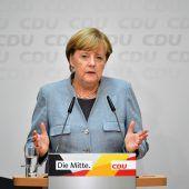 Merkel will auch mit SPD sprechen