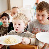 Gute Noten für Essen und Betreuung