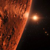 Trappist-1: Hinweise auf Wasser bei Exoplaneten
