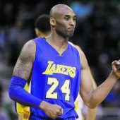 Kobe Bryant wirddoppelt geehrt