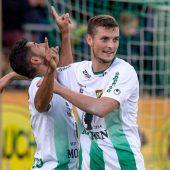 Austria plant mit dem Duo Ronivaldo/Drazek