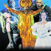 Vom Tanz der Vampire bis zum Phantom der Oper