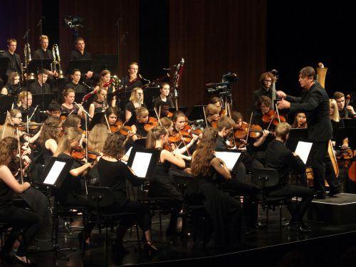 Quarta 4 unter Christoph Eberle: Geprobt wird in Hohenems, Konzerte gibt es in vier Ländern der Region. JU