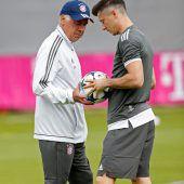 Bosse sauer auf Lewandowski