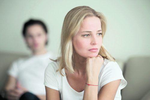 Die Vorteile vertraglicher Vereinbarungen offenbaren sich oft erst nach der Trennung. Foto: Shutterstock