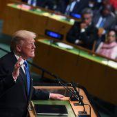 US-Präsident droht mit Vernichtung Nordkoreas