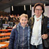 Musikverein lud zur Kilbi nach Altenstadt