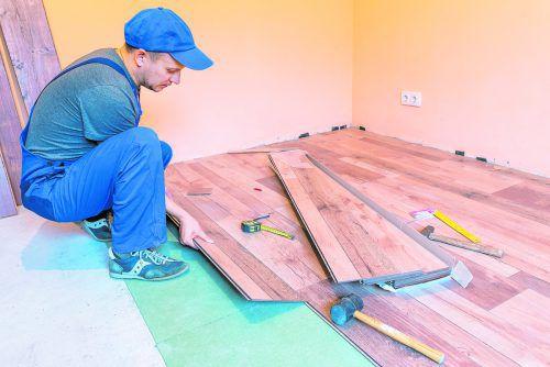Ein neuer Bodenbelag garantiert noch keine Ablösezahlung durch den Vermieter. Foto: Shutterstock
