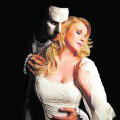 Das Phantom der Oper gastiert wieder in Bregenz