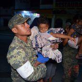 Tödliches Erdbeben in Mexiko