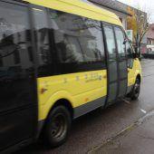 Fahrplananpassung der Pfänderbus-Linie