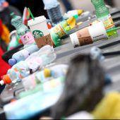 Land sagt Müllsündern den Kampf an
