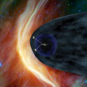 Voyager-Zwillinge fliegen seit 40 Jahren