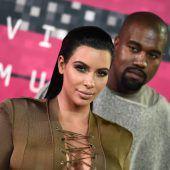 Drittes Kind für Kim und Kanye