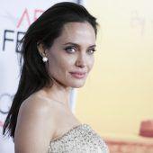 Jolie will wieder vor die Kamera