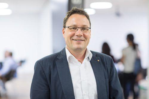 Stefan Fischnaller ist seit 2005 Obmann der Vorarlberger Volkshochschulen.