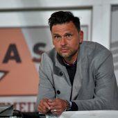 Für Andi Lipa wird es eng. Austria-Coach droht nach Cup-Pleite Entlassung C1