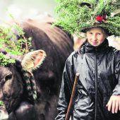 Die ersten Kühe und Älpler sind wieder im Tal