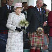 Die Queen als Dauergast