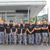 18 junge Talente bei Zumtobel Group