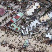 Hurrikan Irma verwüstete Karibikinseln