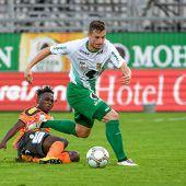 Austria-Trainer Lipa nach der Heimpleite gegen Hartberg (1:2) angezählt C1