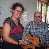 Calypso und Frechdax-Chor im Musiklager